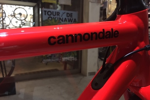 2020 cannondale CAAD13 Disc 105 試乗車ご準備致しました!!