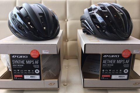 GIRO AETHER MIPS AF & SYNTHE MIPS AF 入荷致しました!